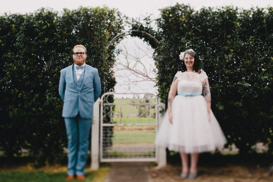 Kat + Jase/ South Coast Rock'n' Roll Wedding