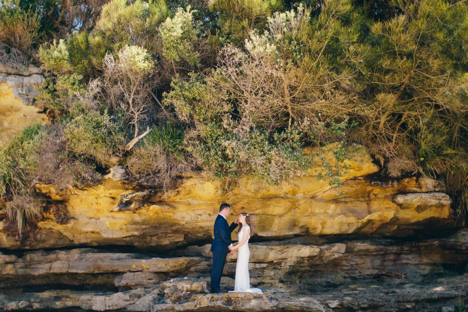 Suze + Matt / South Coast Wedding