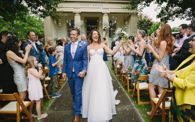 Jen + Matt / Berry, South Coast Wedding