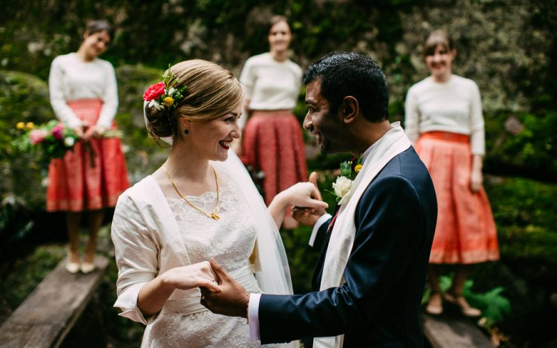 Mel + Prashan / Kangaroo Valley Wedding