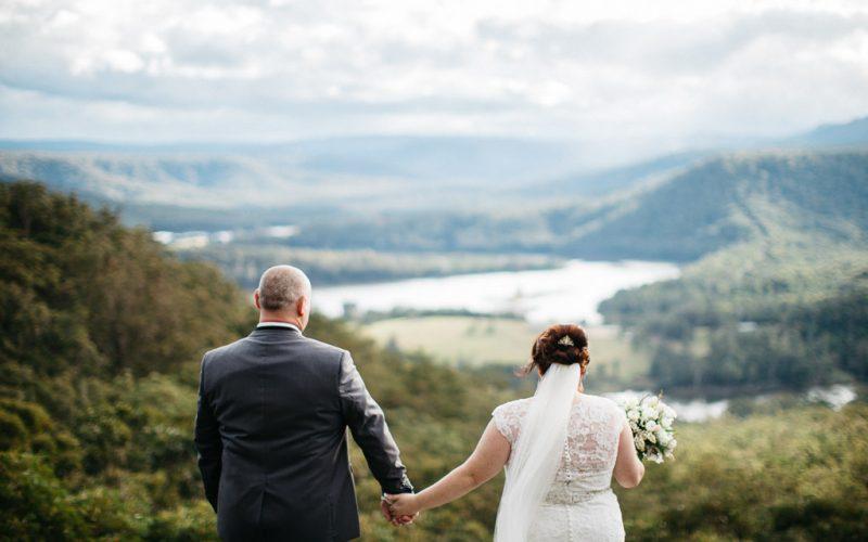 Deb + Glenn / Kangaroo Valley Wedding