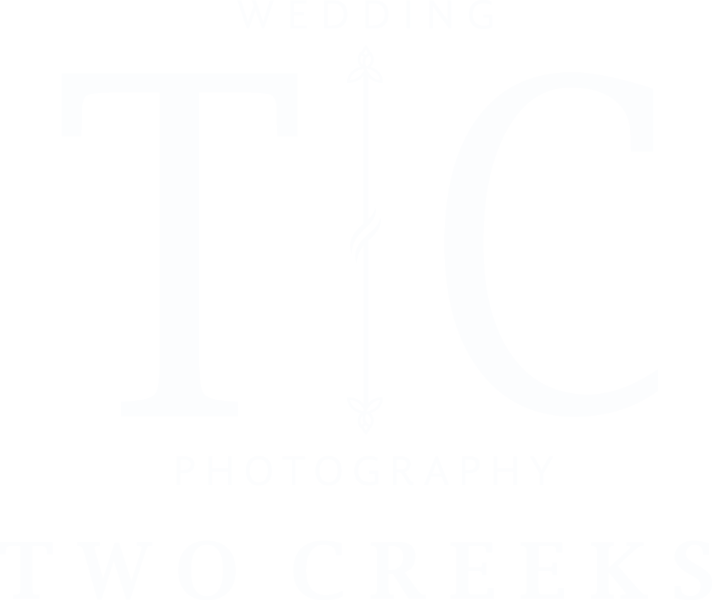 Two Creeks Wedding Photography