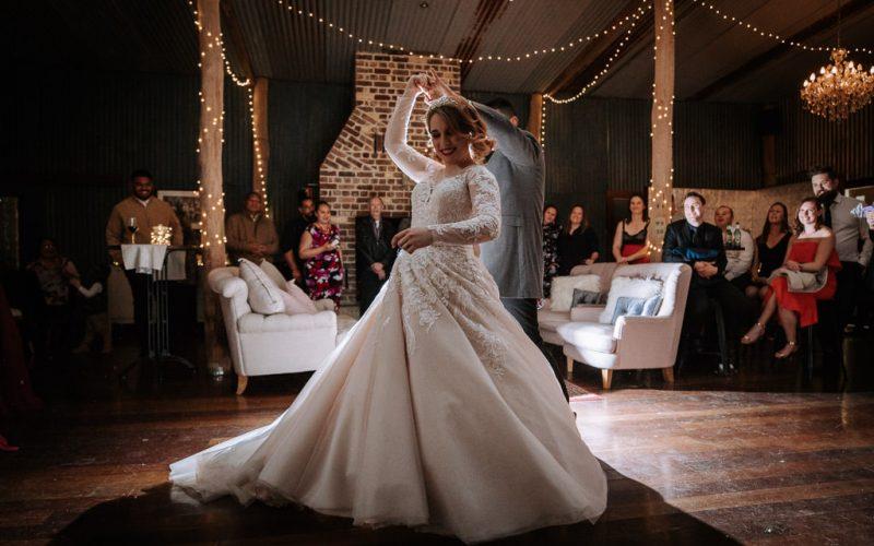 Cassie+Ron / Mali Brae Farm, Wedding