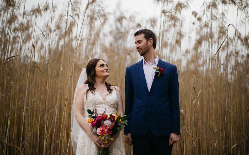 Lenae+Adam / The Butter Factory, South Coast wedding